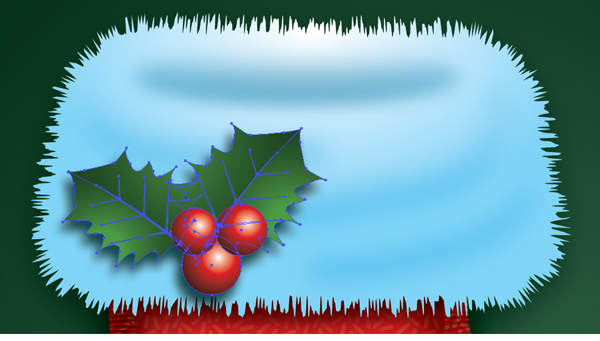 Create a Cute Christmas Sock in Adobe Illustrator 52