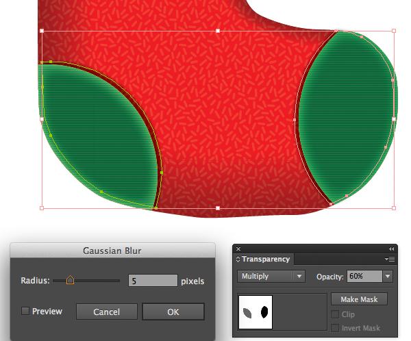 Create a Cute Christmas Sock in Adobe Illustrator 9