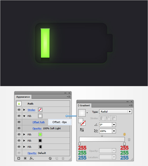 Battery Meter Icon 13