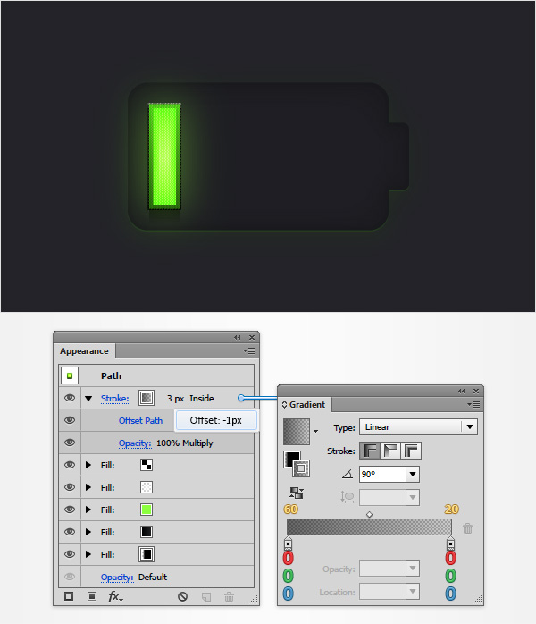 Battery Meter Icon 15
