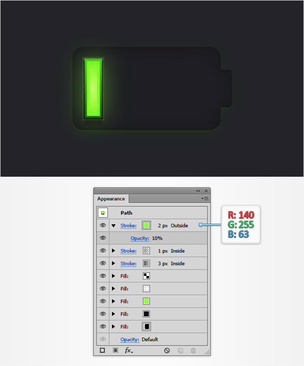 Battery Meter Icon 17