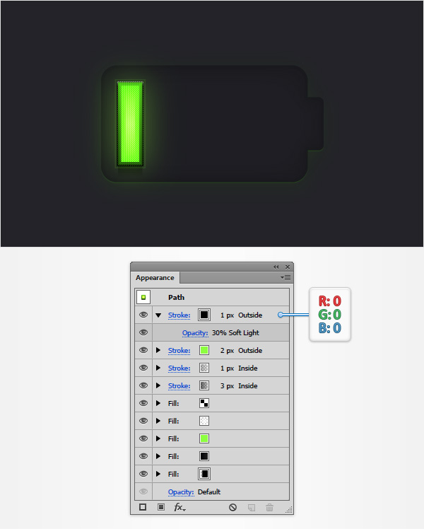 Battery Meter Icon 18