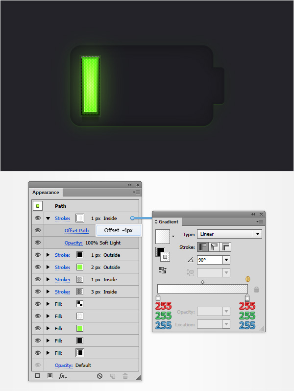 Battery Meter Icon 19