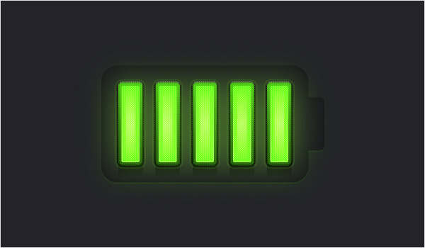 Battery Meter Icon 21