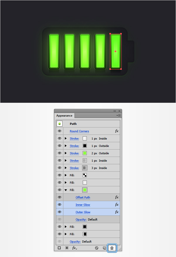 Battery Meter Icon 22