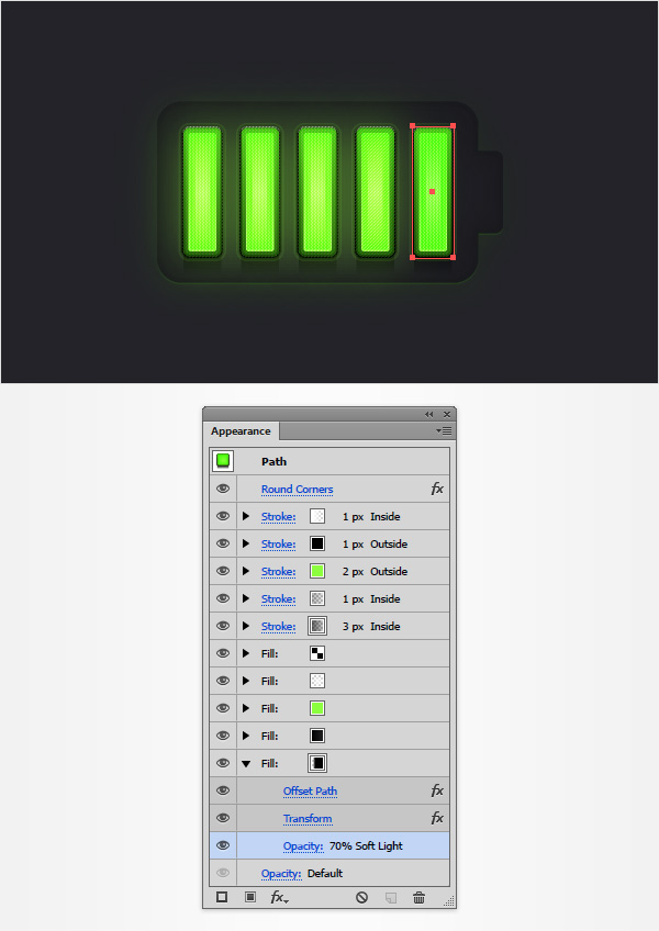 Battery Meter Icon 23
