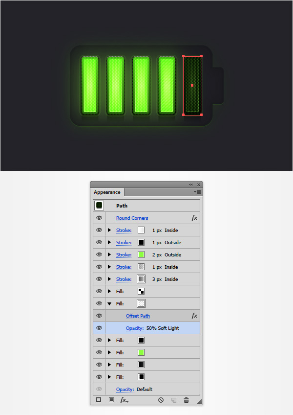 Battery Meter Icon 26