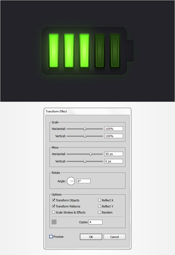 Battery Meter Icon 33