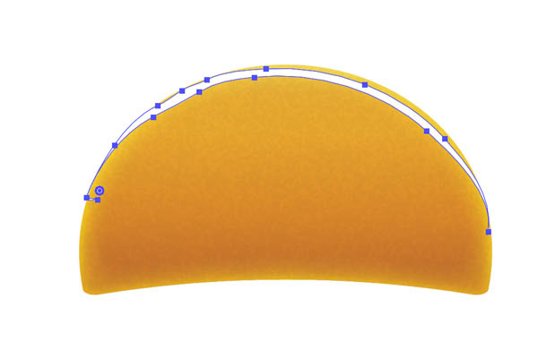 How to draw a Taco in Illustrator