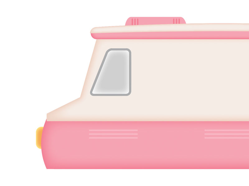 How to Design a Food Truck in Adobe Illustrator 11