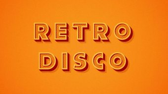 How to Create a Retro Text Effect in Adobe Illustrator
