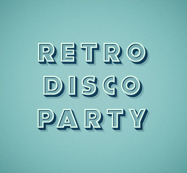 How to Create a Retro Text Effect