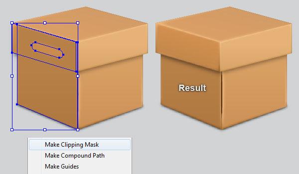 How To Create Cardboard Boxes In Adobe Illustrator
