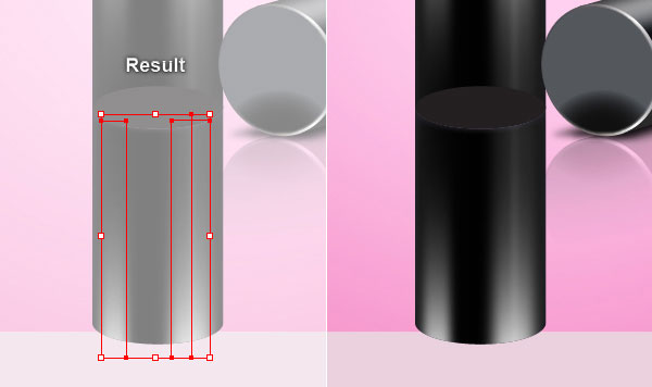 How to Draw Lipstick in Adobe Illustrator 11
