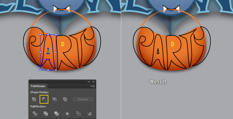 How to Create a Halloween Poster in Adobe Illustrator in Adobe Illustrator 2