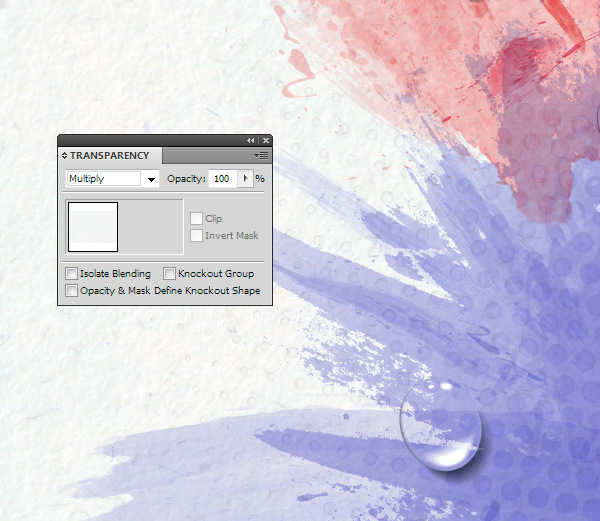 how to create paper texture in illustrator