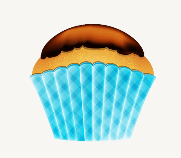 How to create a tasty cupcake in Adobe Illustrator