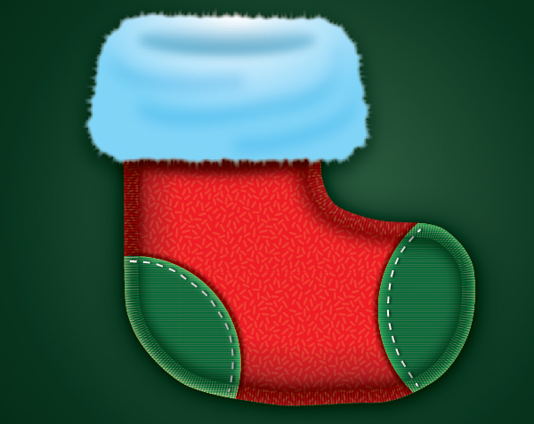 Create a Cute Christmas Sock in Adobe Illustrator 40