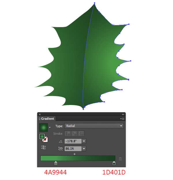 Create a Cute Christmas Sock in Adobe Illustrator 46