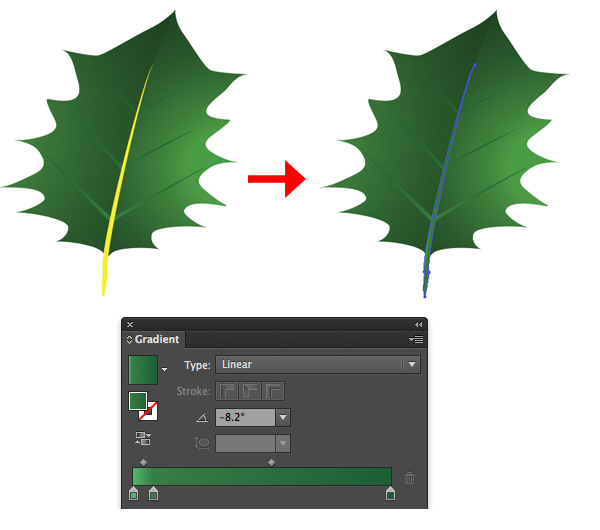 Create a Cute Christmas Sock in Adobe Illustrator 49