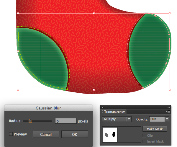 Create a Cute Christmas Sock in Adobe Illustrator 9