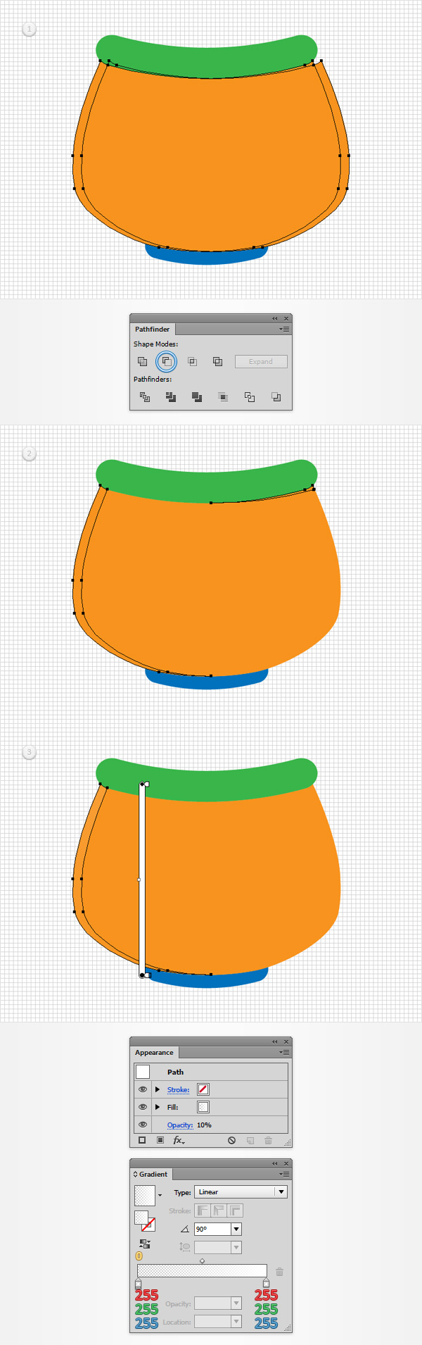How to Create a Fishbowl Illustration10