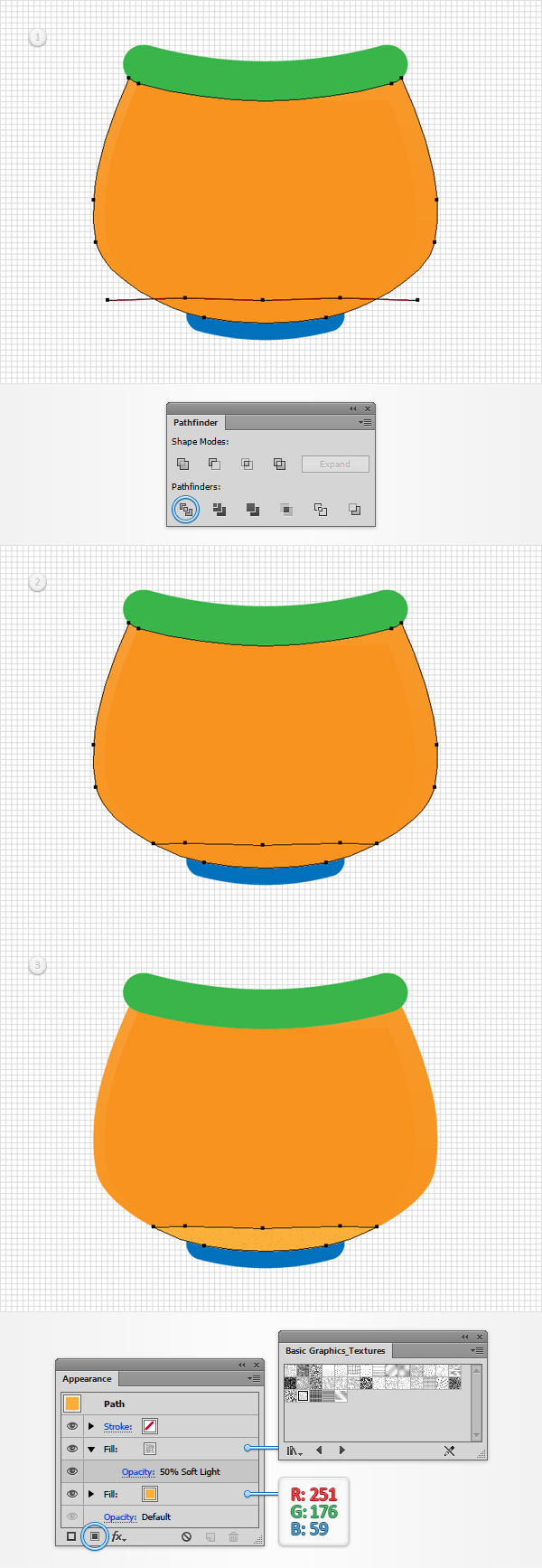 How to Create a Fishbowl Illustration15