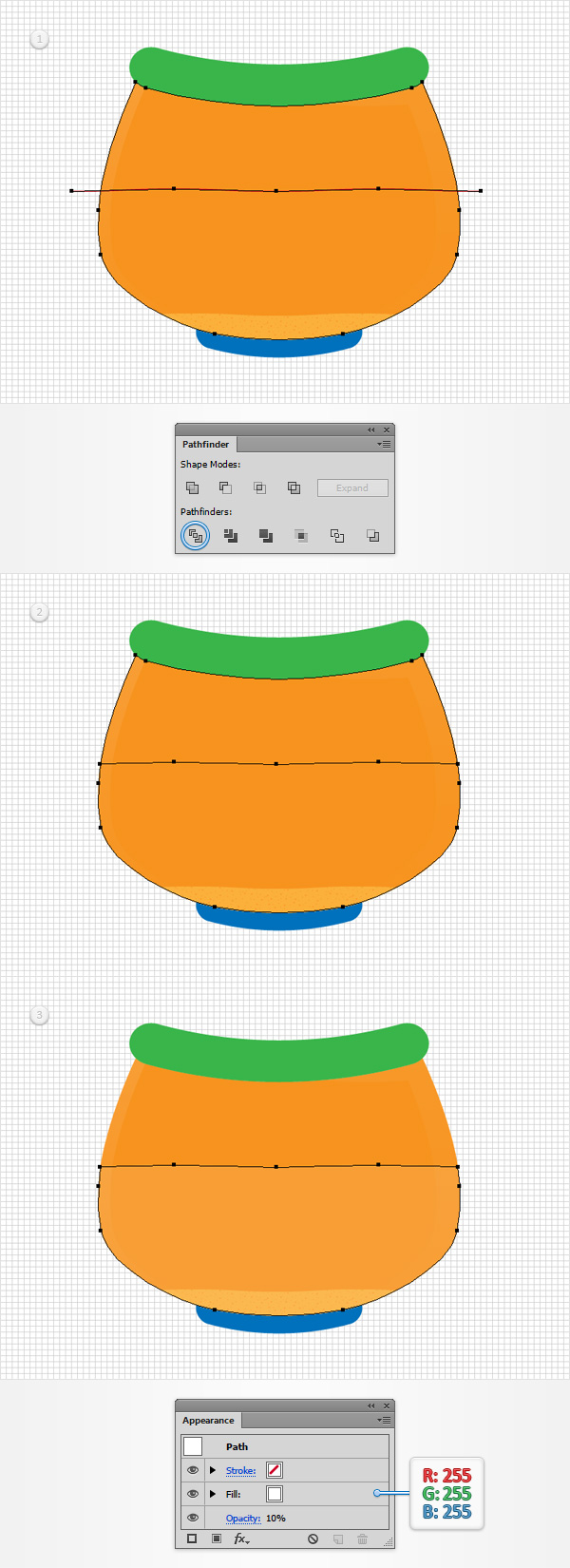 How to Create a Fishbowl Illustration17
