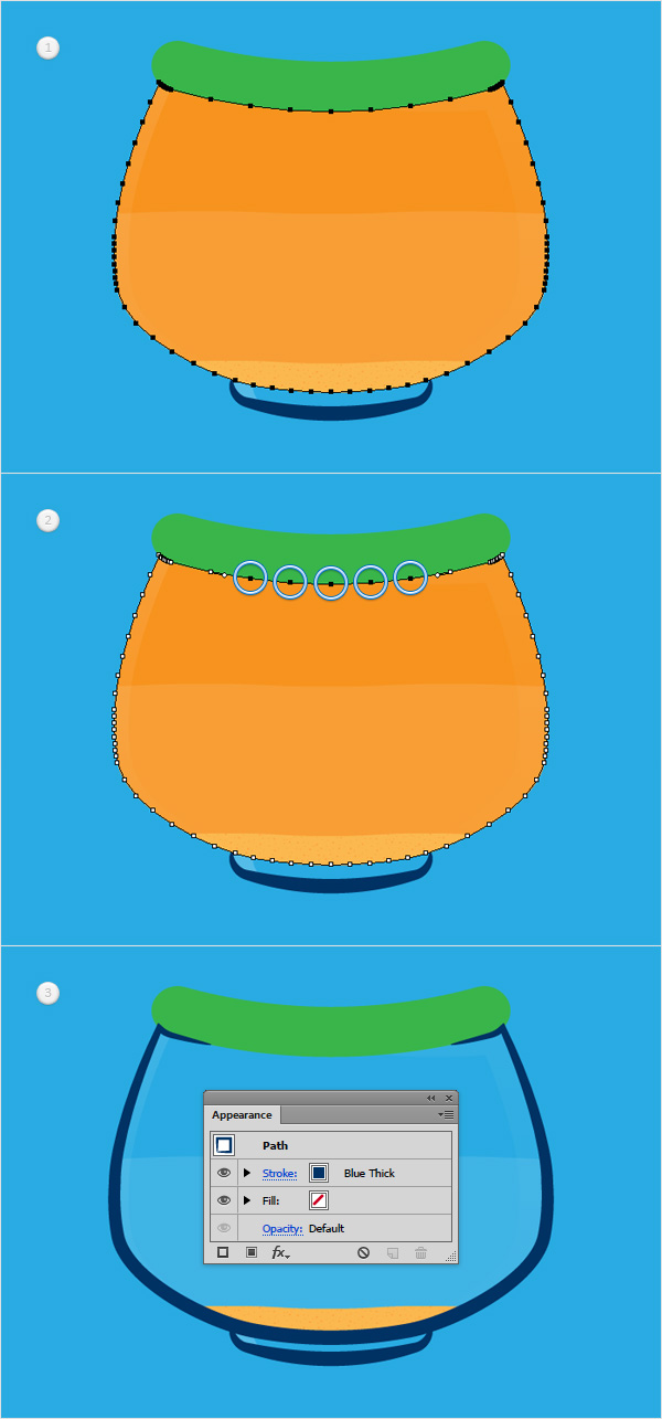 How to Create a Fishbowl Illustration26