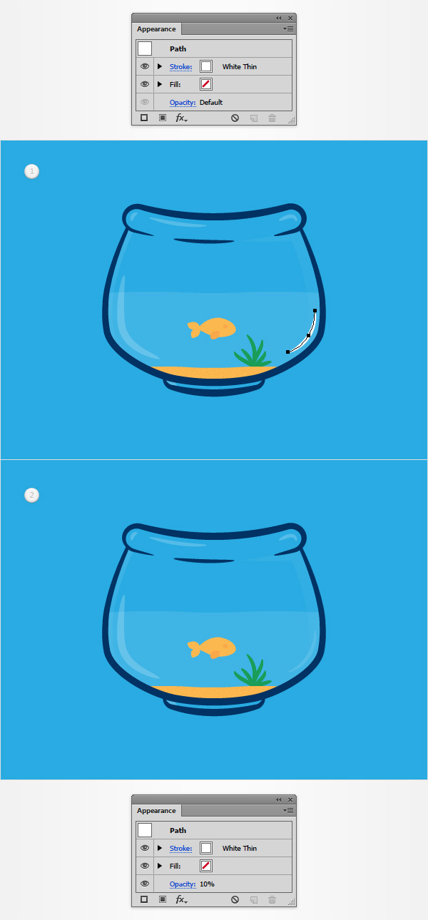 How to Create a Fishbowl Illustration36