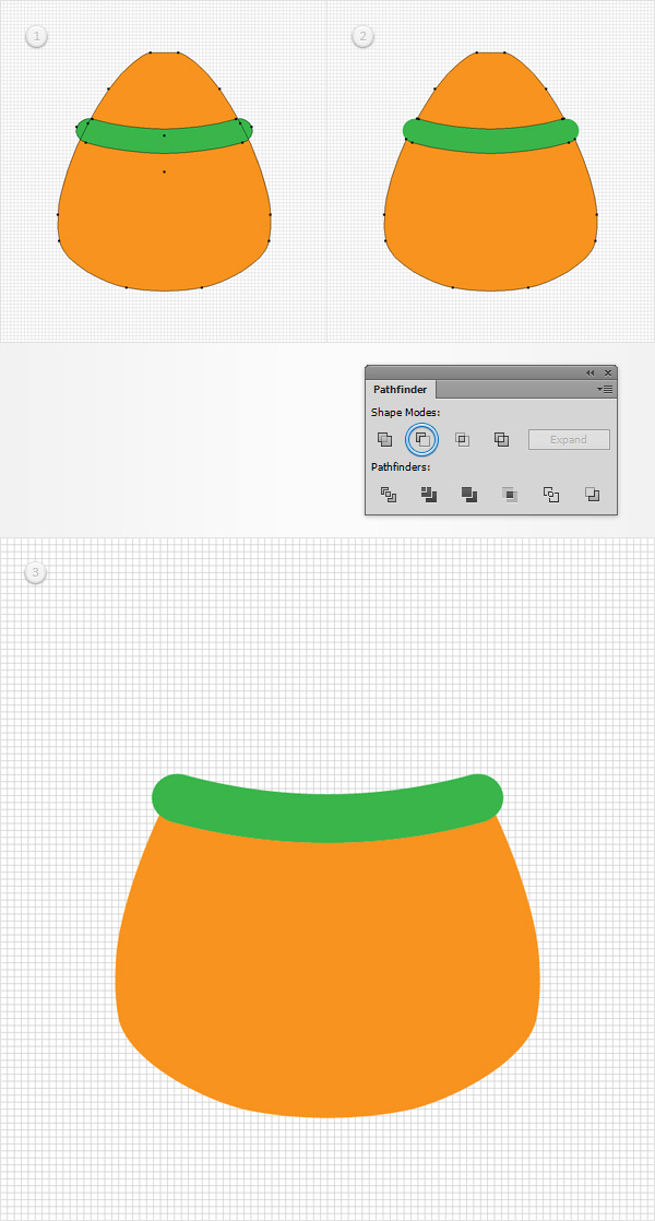 How to Create a Fishbowl Illustration7