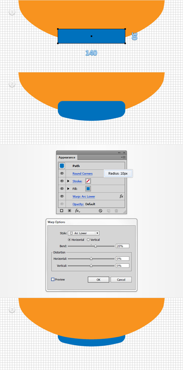 How to Create a Fishbowl Illustration8