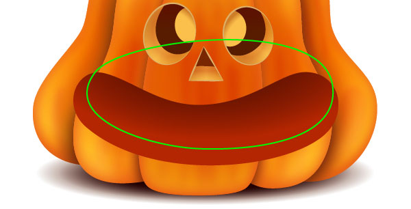 Create a Halloween set with Pumpkins in Adobe Illustrator 2