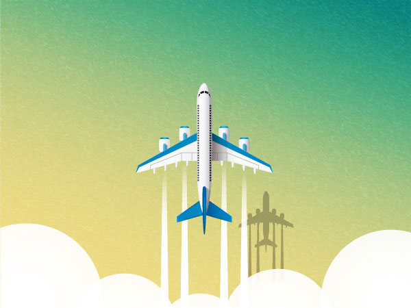 How to Create an Airplane Illustration with Adobe Illustrator