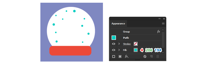 How to Create a Winter Seamless Pattern in Adobe Illustrator 11