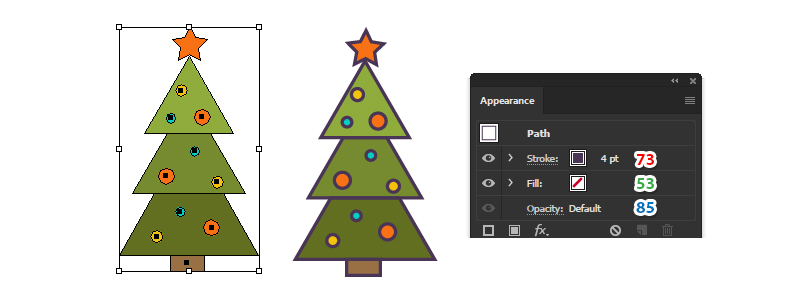 How to Create a Winter Seamless Pattern in Adobe Illustrator 7