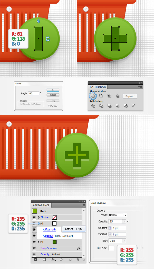 How to Create a Shopping Basket Icon in Adobe Illustrator 27