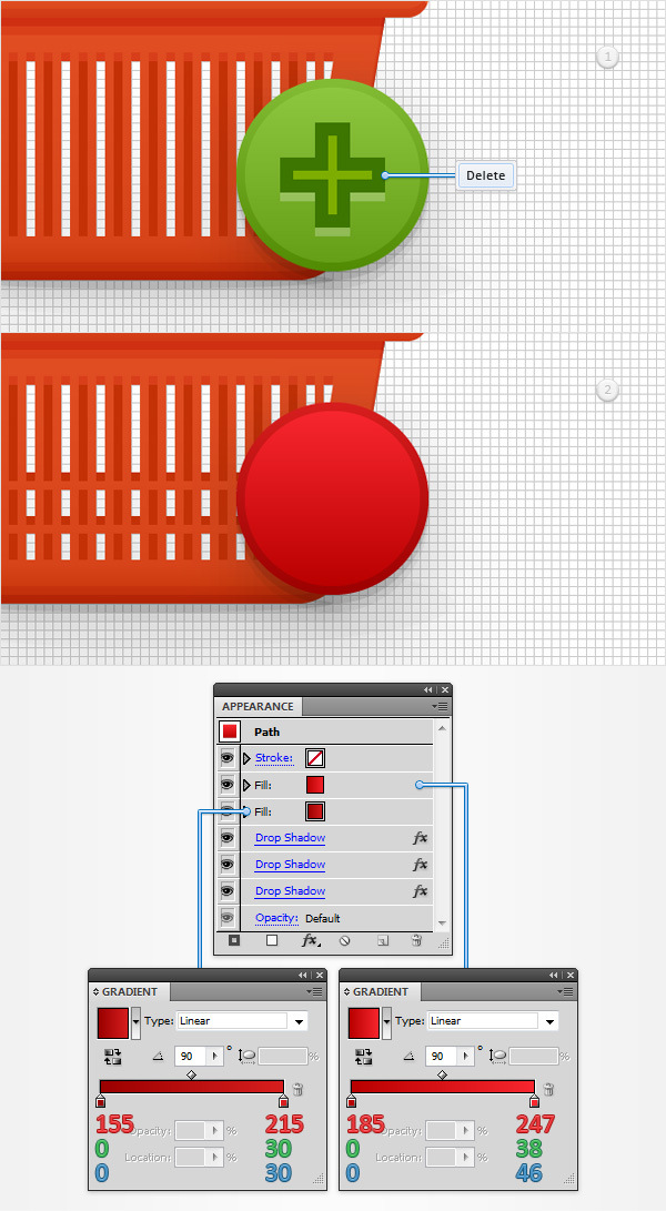 How to Create a Shopping Basket Icon in Adobe Illustrator 29