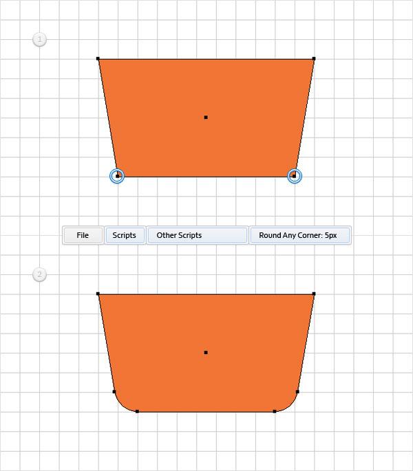 How to Create a Shopping Basket Icon in Adobe Illustrator 3