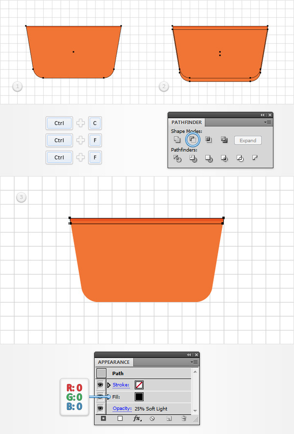 How to Create a Shopping Basket Icon in Adobe Illustrator 5