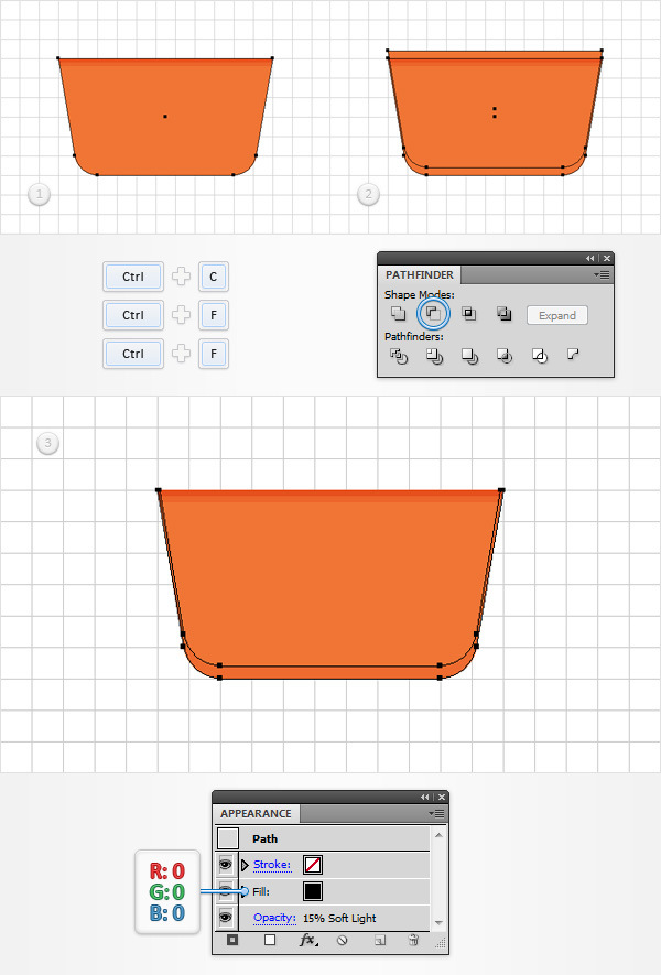 How to Create a Shopping Basket Icon in Adobe Illustrator 6