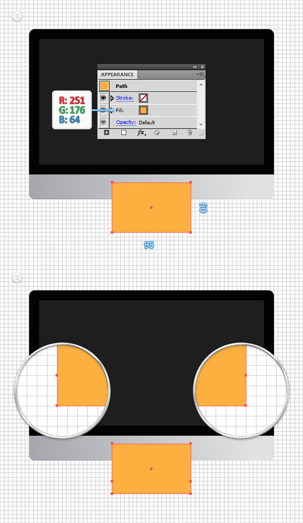 How to Create a Mac Icon in Adobe Illustrator 10