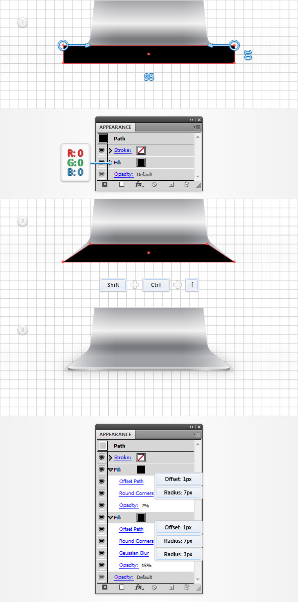 How to Create a Mac Icon in Adobe Illustrator 21