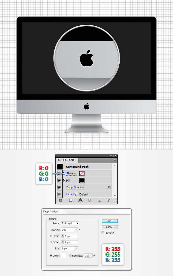 How to Create a Mac Icon in Adobe Illustrator 22