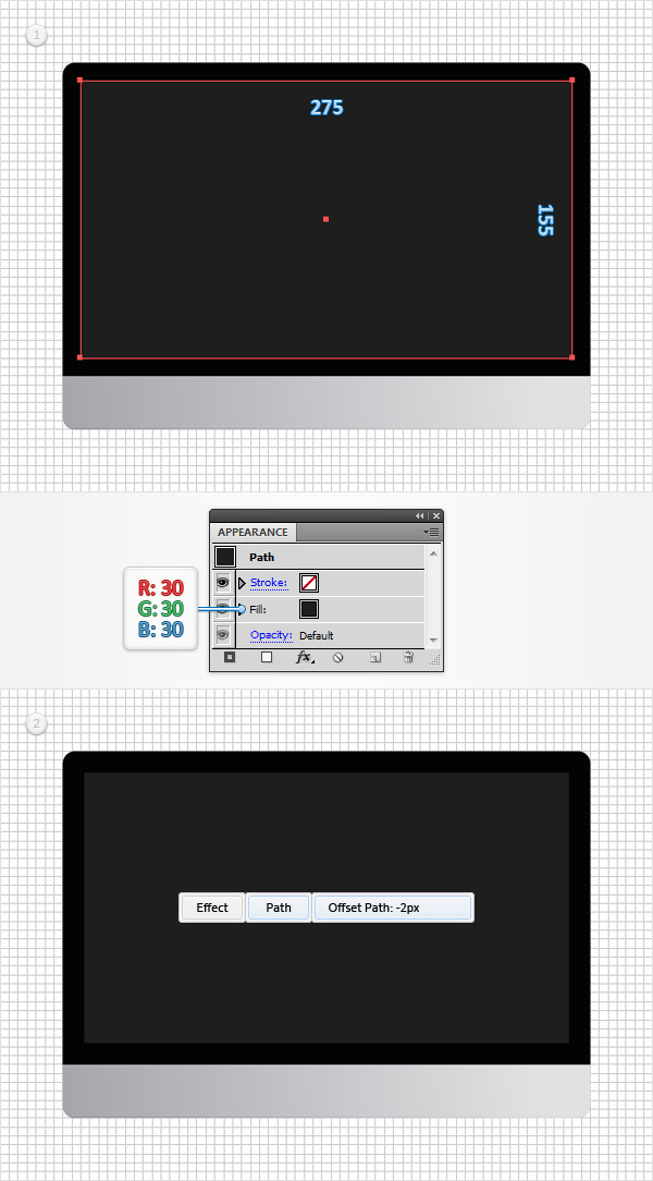 How to Create a Mac Icon in Adobe Illustrator 9