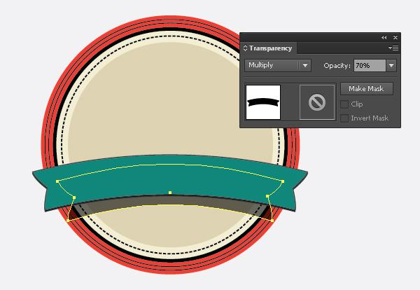 Create a Gorgeous Retro Badge in Adobe Illustrator 11