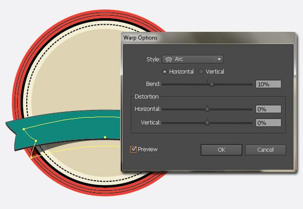 Create a Gorgeous Retro Badge in Adobe Illustrator 11b