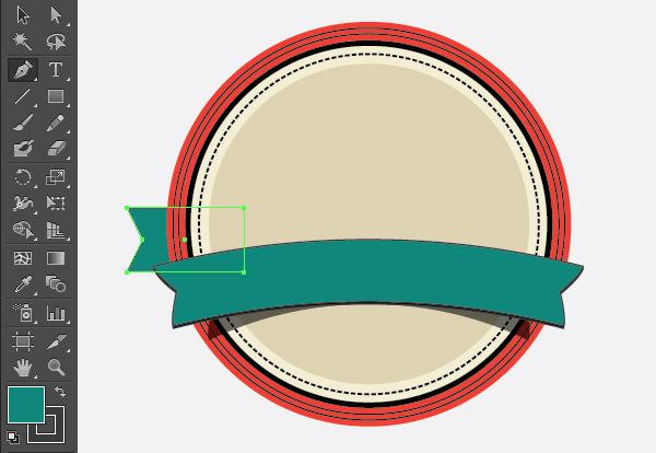 Create a Gorgeous Retro Badge in Adobe Illustrator 12