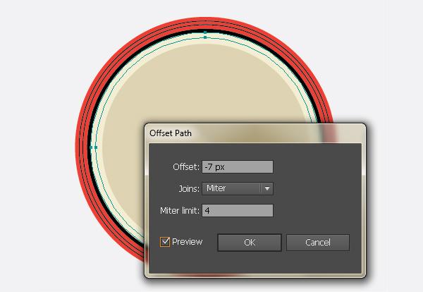 Create a Gorgeous Retro Badge in Adobe Illustrator 7