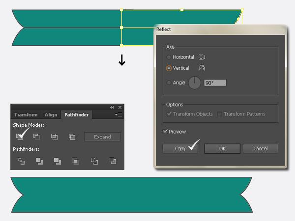 Create a Gorgeous Retro Badge in Adobe Illustrator 8b